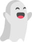 ghost to represent a website like a ghost with only hypertext markup language